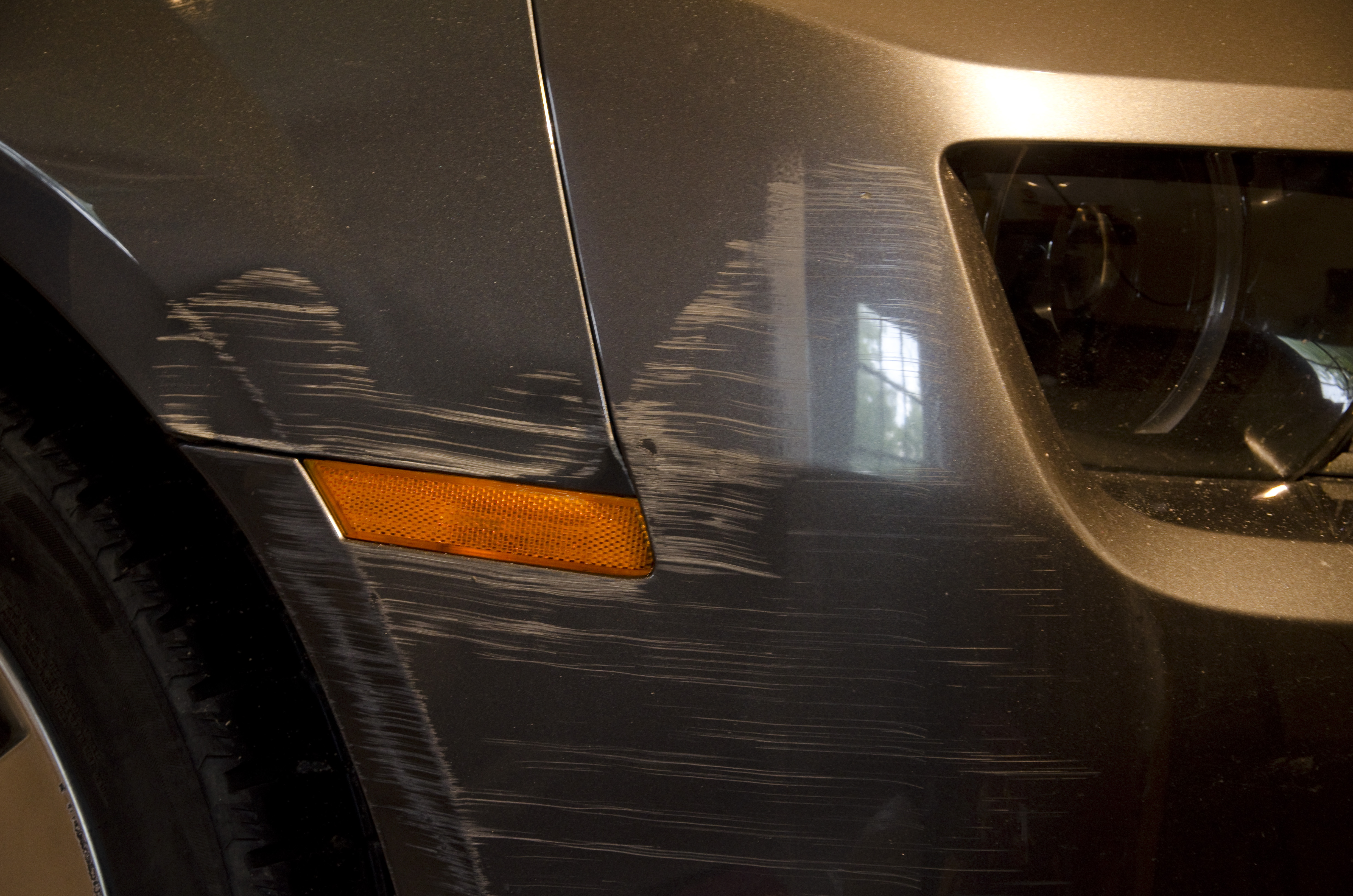 Chevy Camaro Scratches And Scuffs Em Detailing