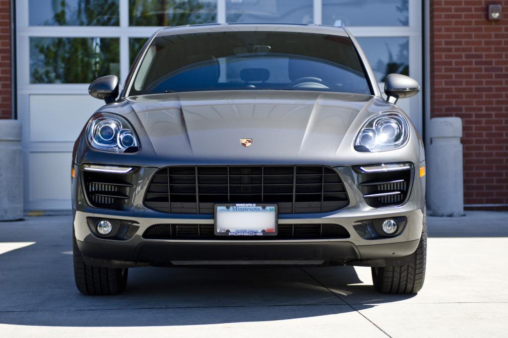 Porsche Macan Opti Coat