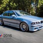 2016 E39 M5 Calendar